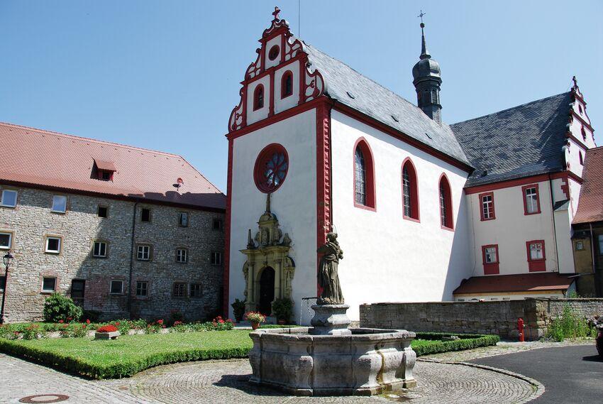 Tückelhausen Klosterkirche